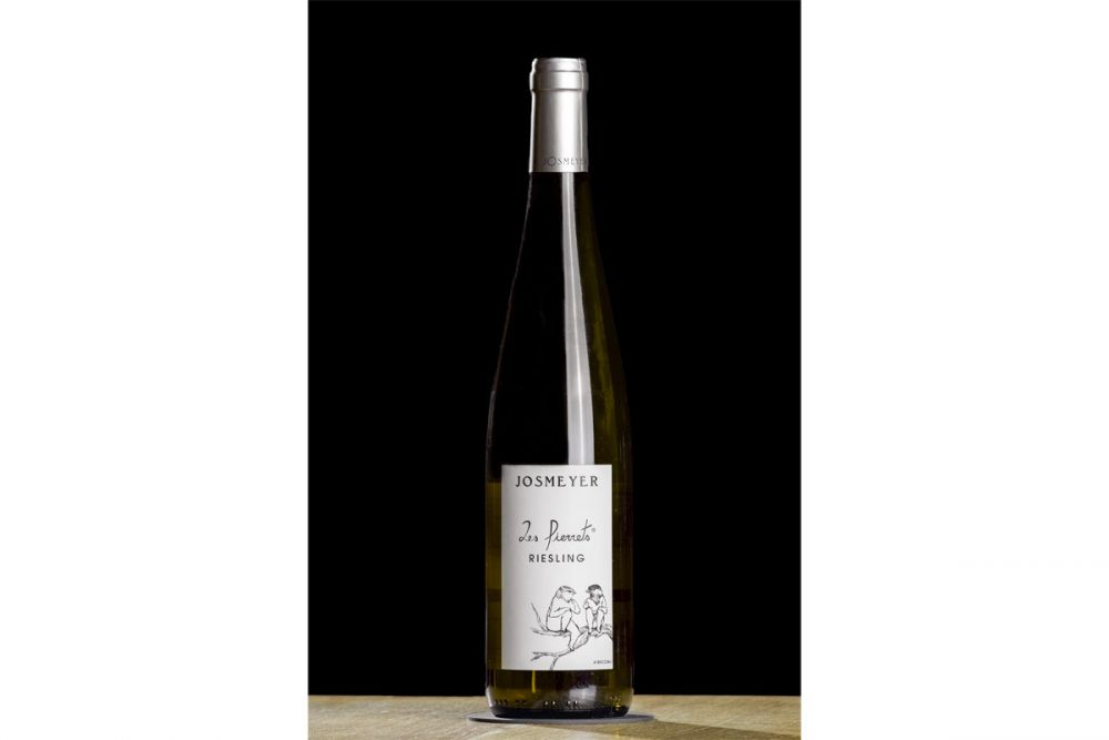 Alsace, Domaine Josmeyer, Les Pierrets, Riesling