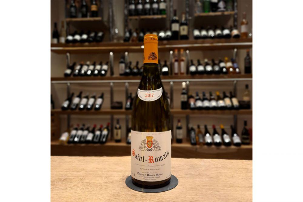 Bourgogne, Domaine Matrot, Saint Romain