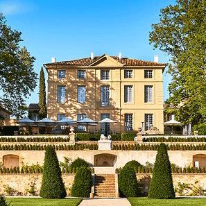 Aix-en-Provence : Le Château de la Gaude, un shot de Provence