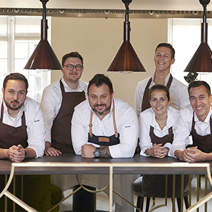 Le Chef Matthieu Dupuis Baumal se raconte pour F&S