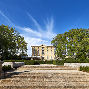 Château de la Gaude in Aix En Provence