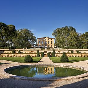 Histoire et esprit contemporain au Château de la Gaude