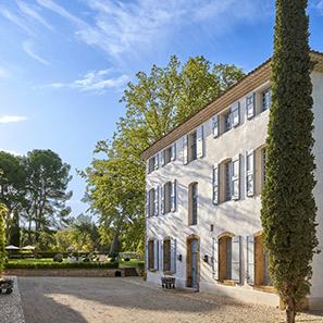 Clin d'oeil : Le Château de la Gaude