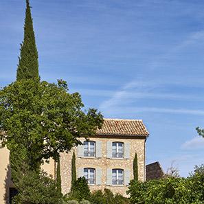 Le Château de la Gaude splendeur aixoise