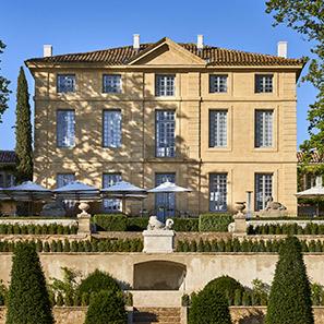 Evasion au Château de la Gaude