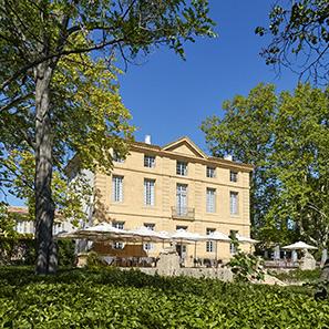 Château de la Gaude à Aix-en-Provence : La bastide enchantée
