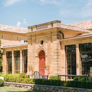 Art, vins et gastronomie au Château provençal de la Gaude