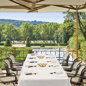 Un hôtel de charme à Aix-en-Provence