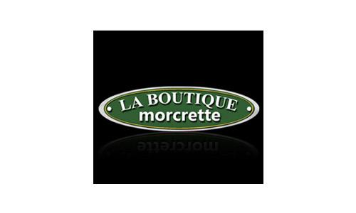 La boutique Morcrette